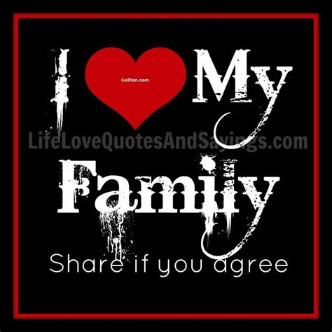 beautiful love family quotes love  family