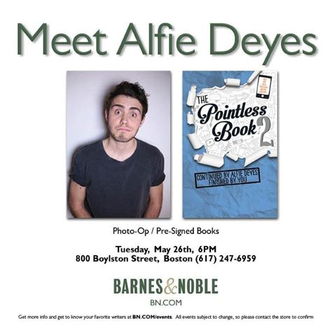 Barnes And Noble Event Calendar by Alfie Deyes At Barnes Noble 05 26 15