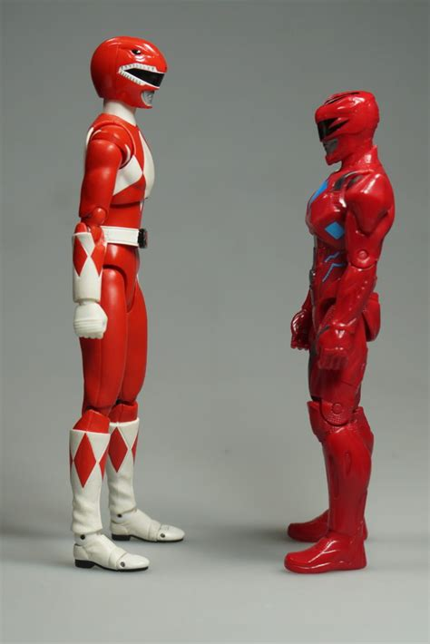 Toy Review: Power Rangers 2017 Basic Movie Figures ...