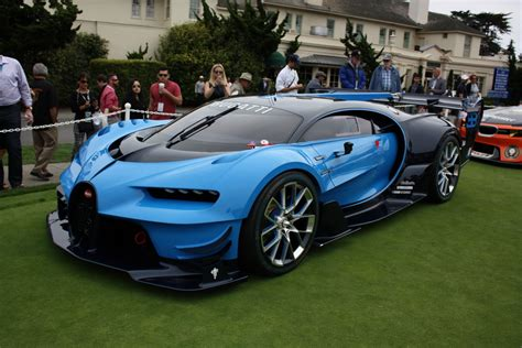 And today, this is the first photograph. 2016 Bugatti Vision Gran Turismo - Picture 685764 | car review @ Top Speed