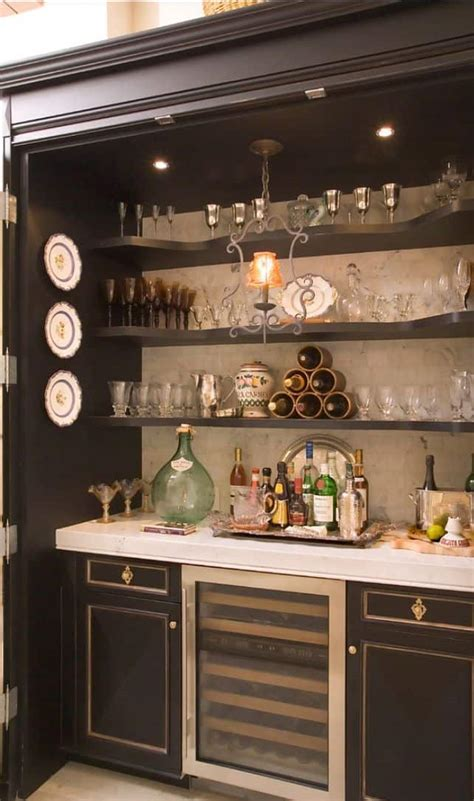 Home Bars Design Ideas by 52 Splendid Home Bar Ideas To Match Your Entertaining