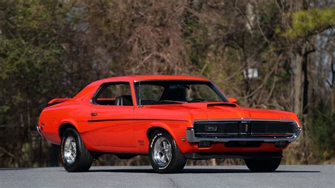 The 7 Best Ford Muscle Cars That Aren't Mustangs