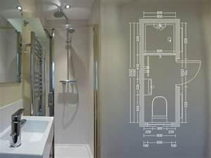 comment amenager une salle de bain 4m2 With plan salle de bain 3m2