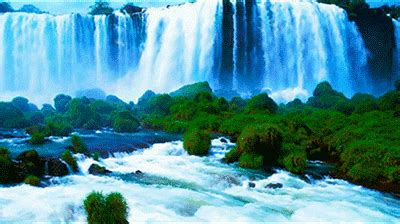 Animated Waterfall Wallpaper - waterfall animated gif wallpaper wallpaper bits