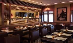 Bar D Interieur : mobilier et am nagement du restaurant thiou paris collinet ~ Preciouscoupons.com Idées de Décoration