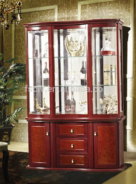wooden showcase for drawing room vintage furniture glass living room showcase design wood buy living room showcase design