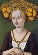 File:Unknown painter - Portrait of Kunigunde of Austria ...