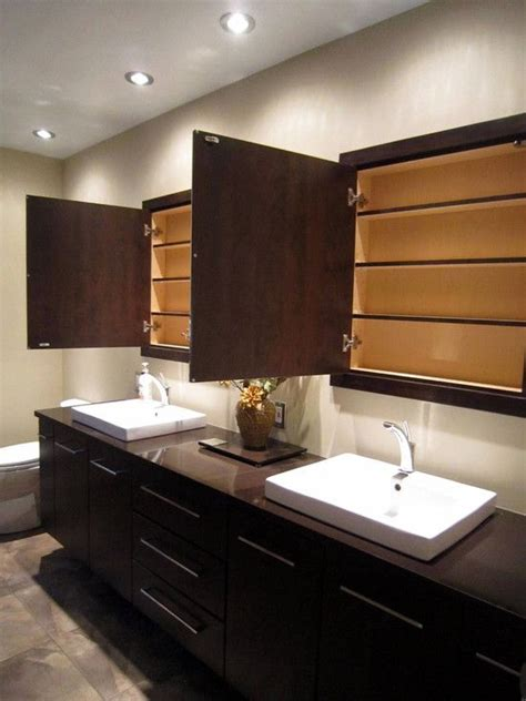 built in bathroom cabinets custom and built in medicine cabinet with handsome high