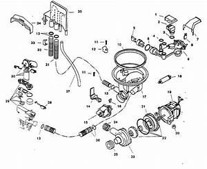 Bosch Shu5306uc  06 Dishwasher Parts