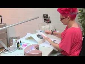 17 Best Images About Uv Gel Nails Tutorial Video By Nded