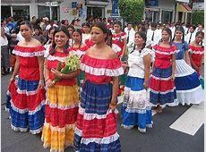 Trajes tipicos de El Salvador Imágenes por departamento
