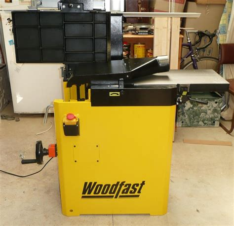 woodwork combination jointer planer  plans