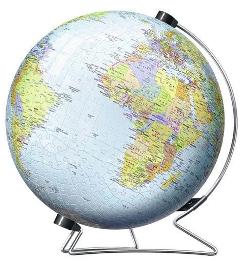 3D mīkla Ravensburer Globuss Earth 12436, 540 gab. - Ksenukai.lv