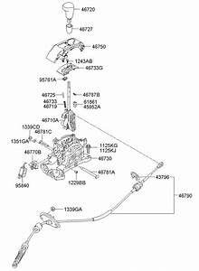 467902h100 - Hyundai Cable Assembly