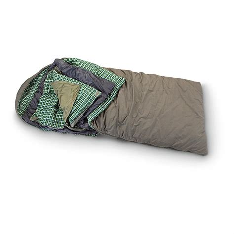 guide gear 6 in 1 sleeping bag 30 degree 423973