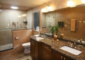 bathroom granite countertops ideas baltic brown granite bathrooms baltic brown granite countertops bathroom ideas