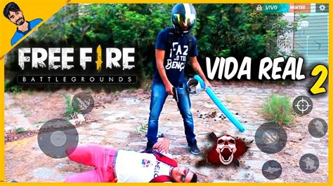 Free fire characters in real life, do you know that free fire characters in real life exist in real? FREE FIRE VIDA REAL (FREE FIRE REAL LIFE) #2 - YouTube