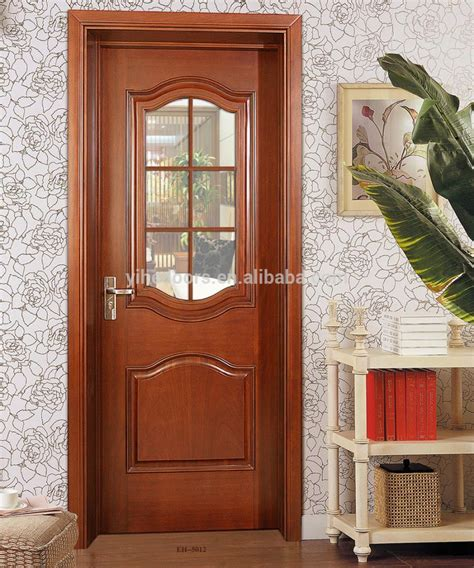 latest veneer main wood skin door designs  styles