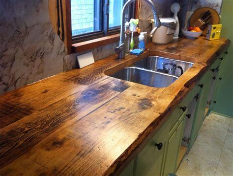 plan de cuisine bois plan de travail en bois cuisine cuisine naturelle