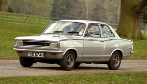 1968-1970 VAUXHALL Viva GT specifications | Classic and ...