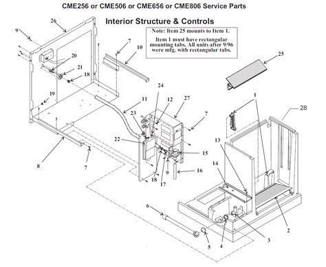 scotsman cme ice machine parts diagram nt icecom