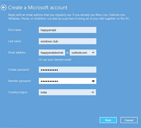 Where Do I Go On Microsoft To Make A Resume by How To Create A New User Account In Windows 10