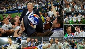 Real Madrid celebrations after beating Barcelona to La ...