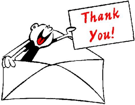 Funny Thank You Clipart   Clipart Panda - Free Clipart Images