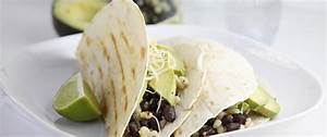 Black Bean and Corn Grilled Tacos recipe from Betty Crocker