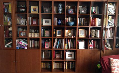 Awesome Pictures Of Book Shelves With Big Massive