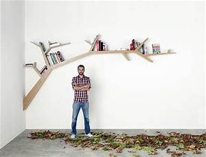 Olivier Dollé's Branch Book Shelf Colossal