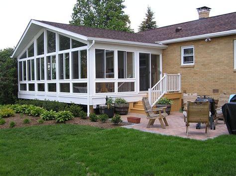 turn patio into sunroom plan sunrooms decks mihalko s general contracting