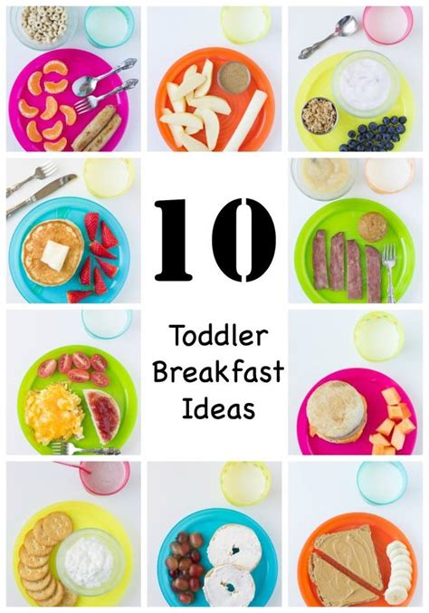 toddler approved breakfast ideas  kaitlynn  musely