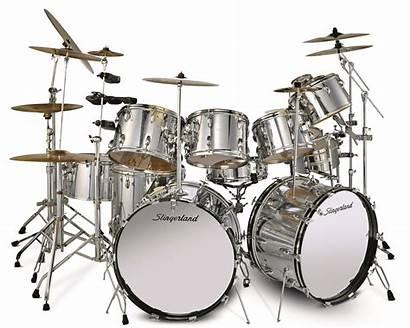 Drum Drums Kits Kit Bass Slingerland Double