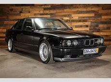 1991 BMW E34 M5 Euro Spec 12,500mi BlackBlack Alpina