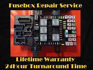 1999 Lincoln Navigator Fuse And Relay Diagram