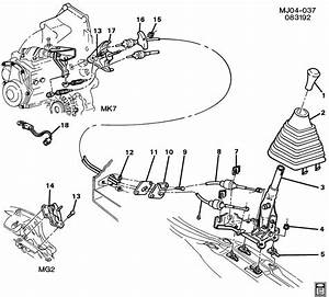 Chevy Cavalier Manual Transmission Diagram