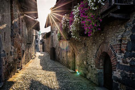 candelo biella visitare candelo il borgo medievale ricetto snap