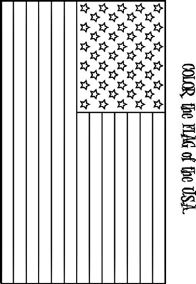 united states colors united states flag coloring page crayola