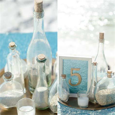 bottles make a perfect diy centerpiece under 10