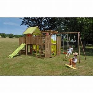 Aire De Jeux Soulet : soulet aire de jeux bois chambord l 7 45 m p 4 55 m h ~ Dailycaller-alerts.com Idées de Décoration