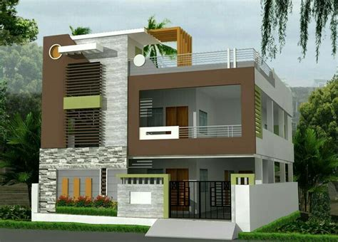 Pin By Odelu On Dream House  House Front Design, House