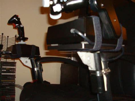 x 55 compatible hotas desk chair mounts starcitizen