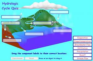The Hydrologic Cycle Quiz