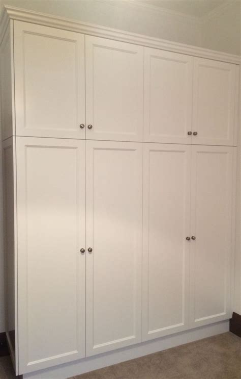 bedroom wardrobe doors  panels castle shaker style