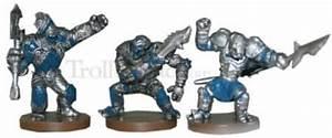 Warforged Soldiers (3 Miniatures) - Warriors of Eberron ...