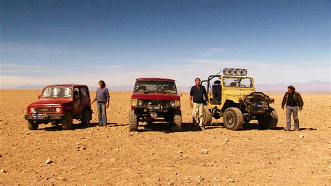 Top Gear Special by Two Top Gear Series 14 Bolivia Special