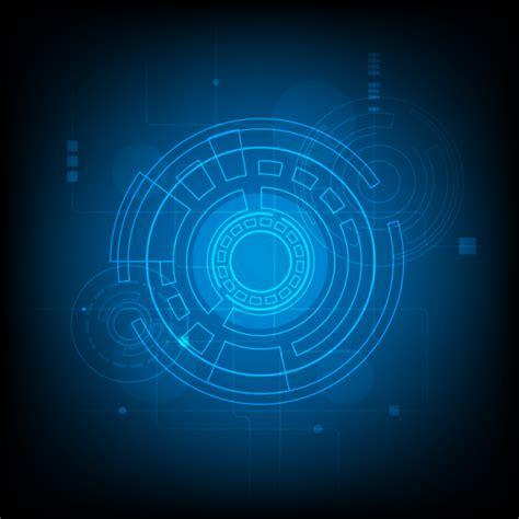 digital technology background technology background