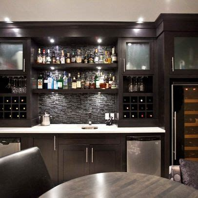 Home Bar Design Ideas Houzz by Basement Bar Design Ideas Pictures Remodel And Decor