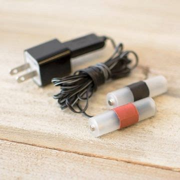 convert outdoor lights to battery convert aa battery pack to usb or ac electric power for use to convert lights
